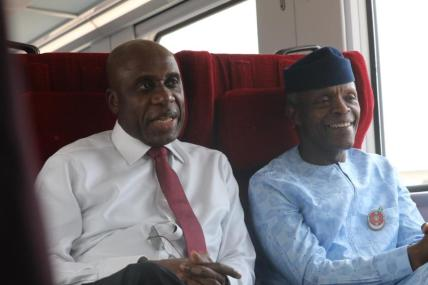 Kajola rail wagon, benefit of Executive Order 5 ?FG