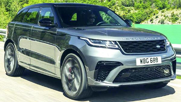 Range Rover Velar SVAutobiography Dynamic Edition for SSA