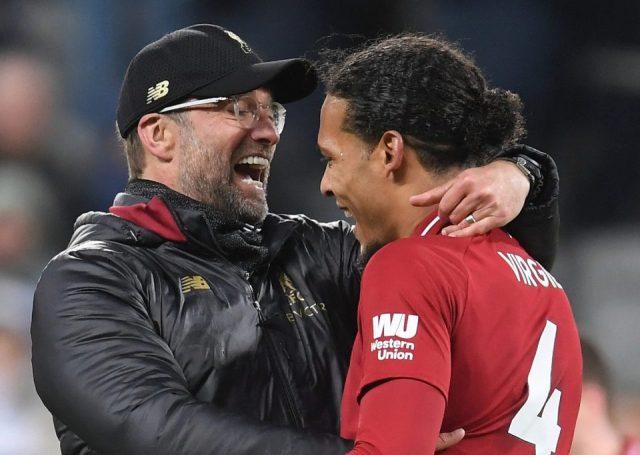 Klopp the reason I chose Liverpool over Man City, Chelsea ― Van Dijk