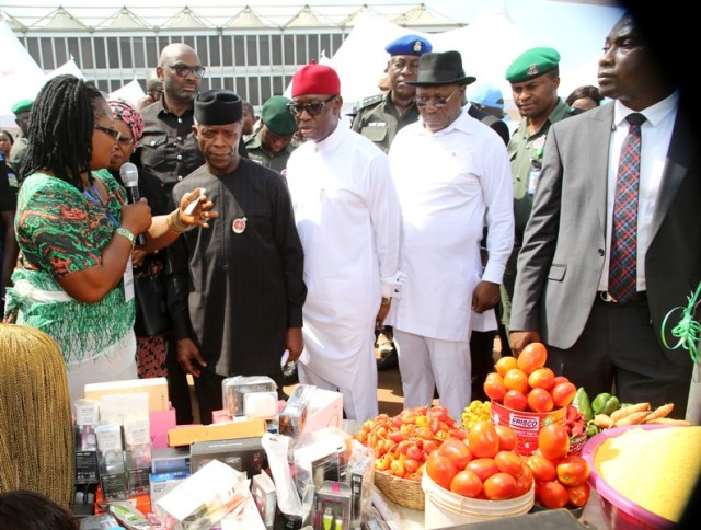 Osinbajo, Okowa say MSMEs will fast-track economic growth