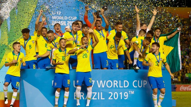 Brazil. U-17 World Cup, Stars