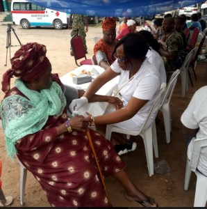 Nigerian Army: Over 1,000 persons benefit from free medical care in Ibadan