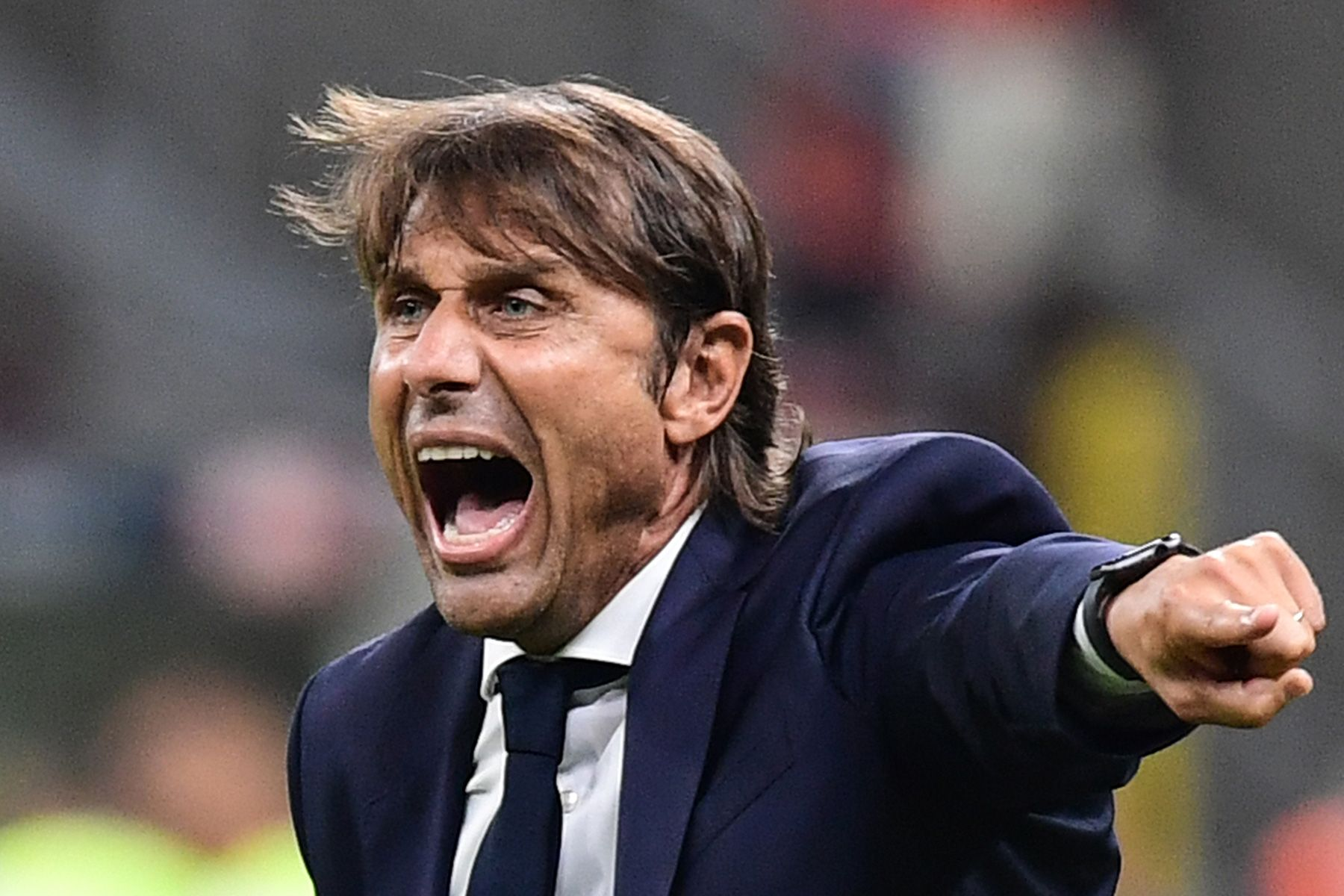Inter inform authorities after receiving threats against Conte