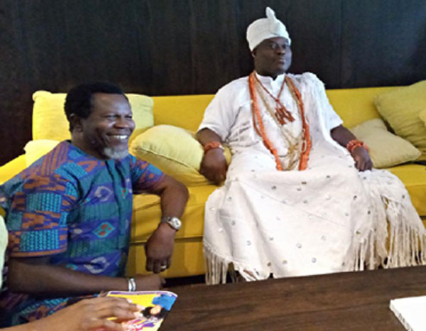 Women are stronger sex, not weaker sex, says Ooni of Ife