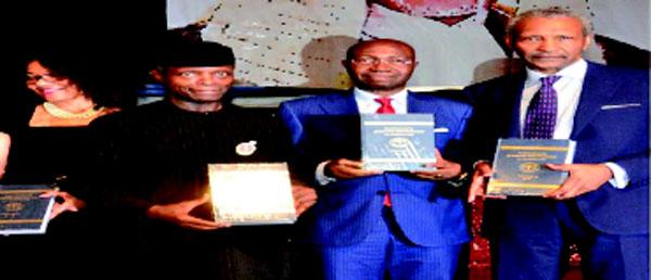 Osinbajo, Olanipekun commend Sasegbon's judicial dictionary