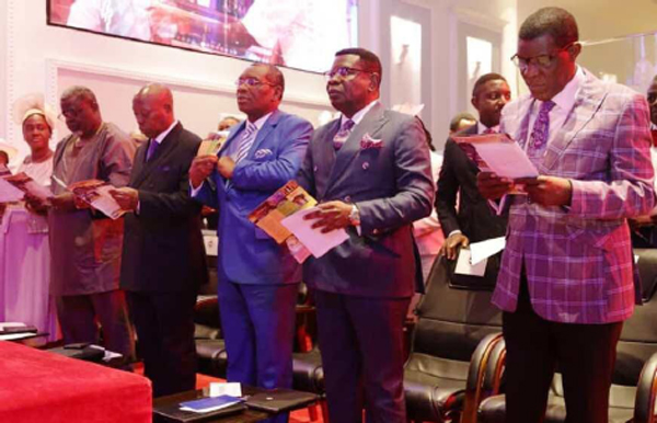 Sanwo-Olu, Adeboye stress importance of traditional rulers in government