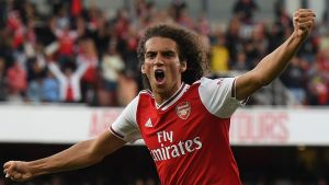 Arsenal, Guendouzi, Karate