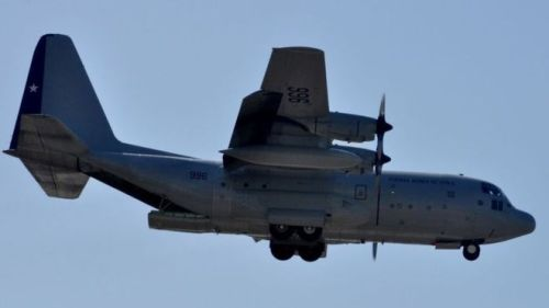 Chilean military plane carrying 38 people goes missing