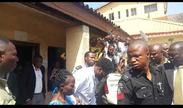 Missing boy in Ondo church: Prophet Babatunde Alfa weeps as court remands him, six others in prison