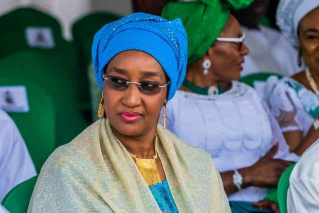 You came at a time Nigeria needed you most, proud citizen hails 'mother' Sadiya Farouq in open letter