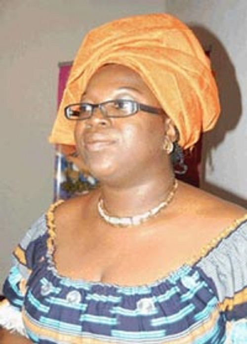 Akiyode-Afolabi advocates for women's rights to body integrity