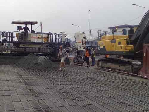 Apapa 72 hours road closure: FG seeks understanding for construction works