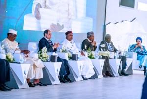 Aswan Forum: Peace is key to achieving rapid development in Africa – Buhari