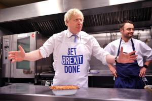 Brexit, UK Lawmakers, Boris Johnson