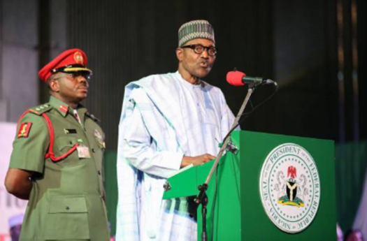 Buhari orders Security Chiefs to ensure peaceful, stable 2020