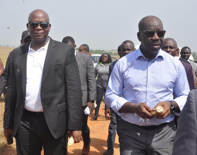 Edo state, Godwin Obaseki, NIRSAL, Agripreneur