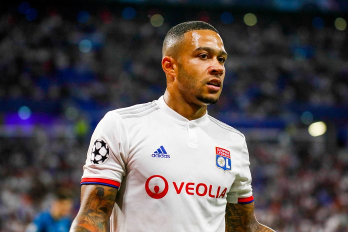 Memphis Depay: Netherlands & Lyon forward set to miss Euro 2020