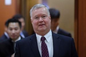 Stephen Biegun, Envoy, North Korea