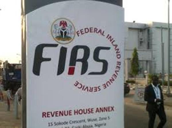 FIRS company tax