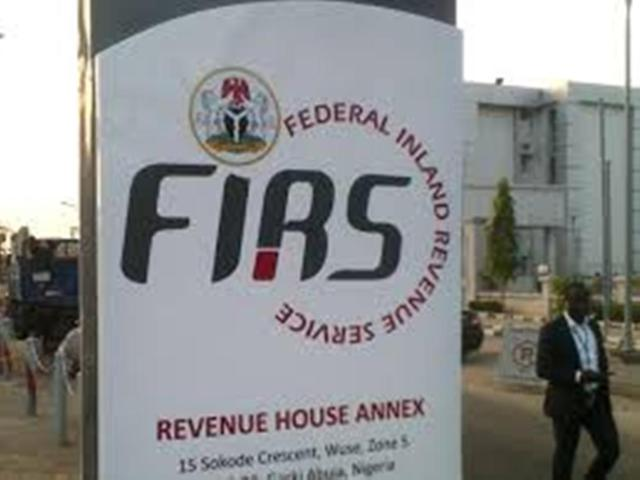 FIRS collects N338.1bn revenue in January