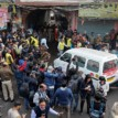 40 killed in India factory fire