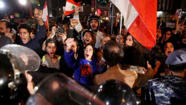 The rampant corruption spurring Lebanon protests