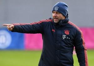 Bayern Munich, Hansi Flick