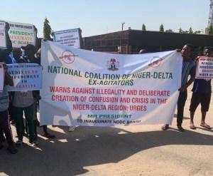 Inaugurate NDDC Board to avert Crisis, ex-agitators tell Buhari