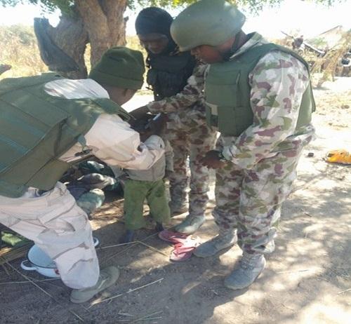 Damaturu: Nigerian Army eliminates more than 40 ISWAP terrorists