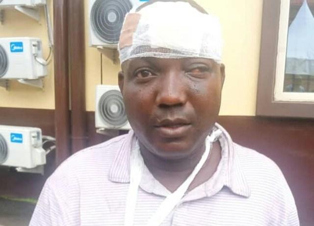 Okoda riders on rampage at Oshodi, attack taskforce officials