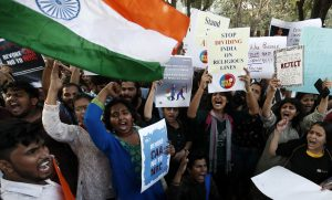India, Citizenship bill, Protests, Muslims
