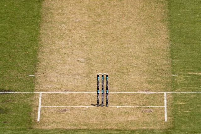 MCG pitch, cricket