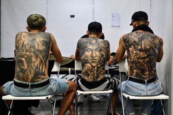 Malaysia Tattoo