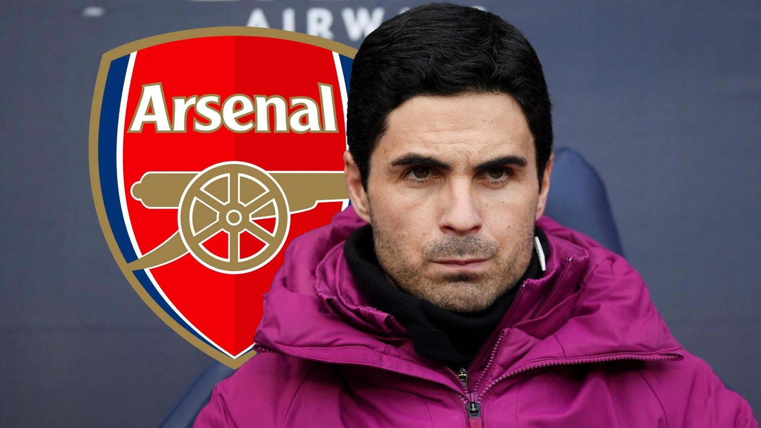 Arsenal boss Arteta tests positive