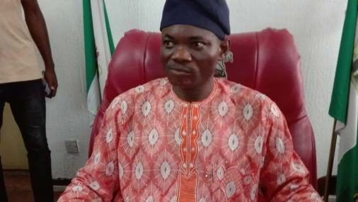former Speaker of Edo House of Assembly, Mr Kabiru Adjoto