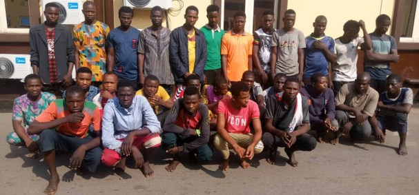 28 Okada riders suspects nabbed for attacking taskforce officials