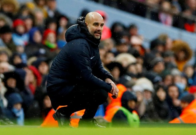Guardiola, Man City, Liverpool