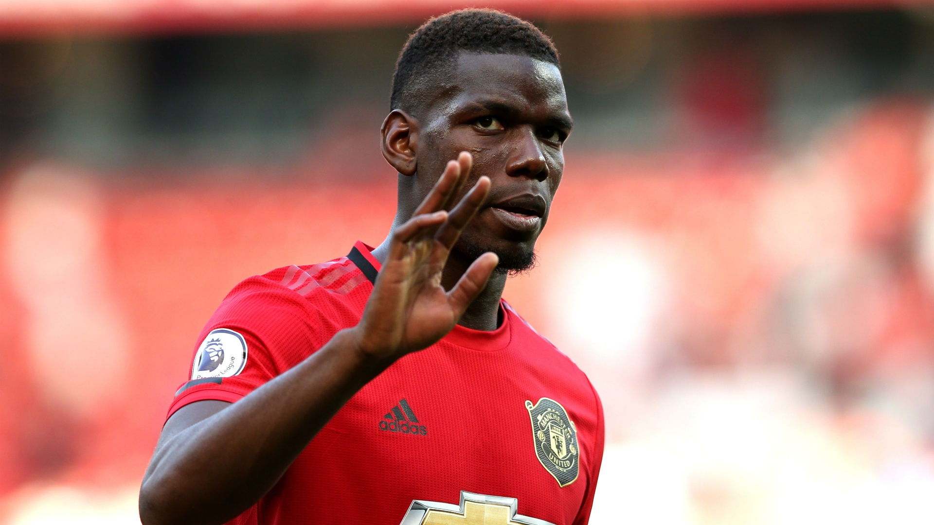 Solskjaer rules out Pogba sale, plays down Haaland speculation
