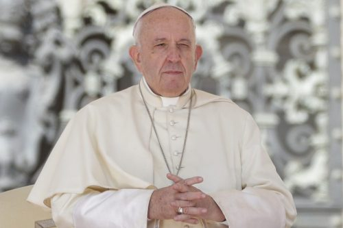 I know first-hand what COVID-19 patients are going through – Pope Francis