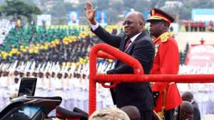 Tanzania president pardons more than 5,000 prisoners