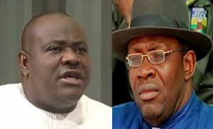 Wike/Dickson's feud, about oil well ― Senator Jibrin