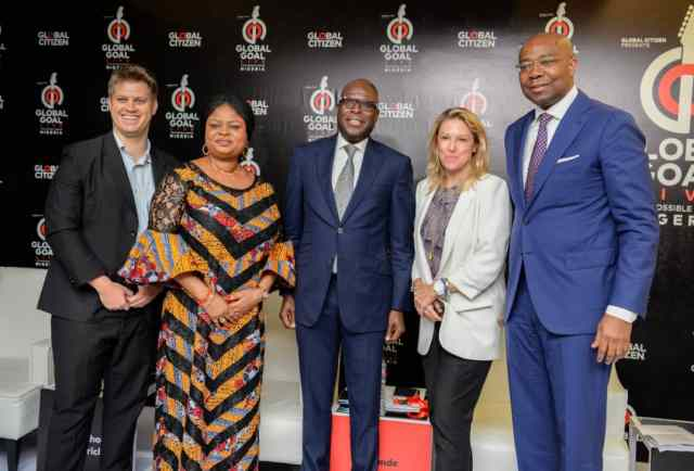Global Citizen mobilises private sector, philanthropists for better healthcare, welfare