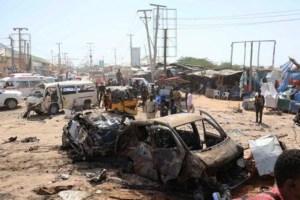 Mogadishu, Blast, Checkpoint