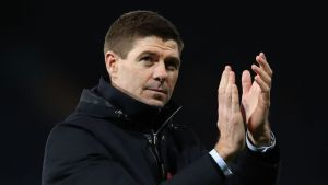 Steven Gerrard, Rangers, Contract
