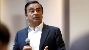 Carlos Ghosn, Japan, Private Jet