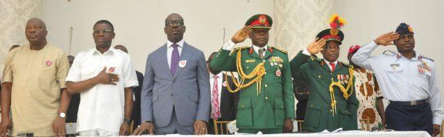 Obaseki to enlist Nigerian Legion in Edo security architecture