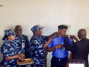 NPF promotes 74 officers in Kaduna