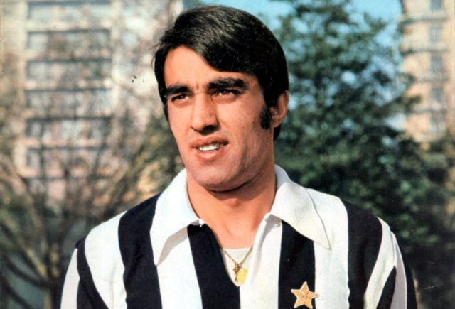 Ex-Juve striker and 1968 European champion Anastasi dies, aged 71
