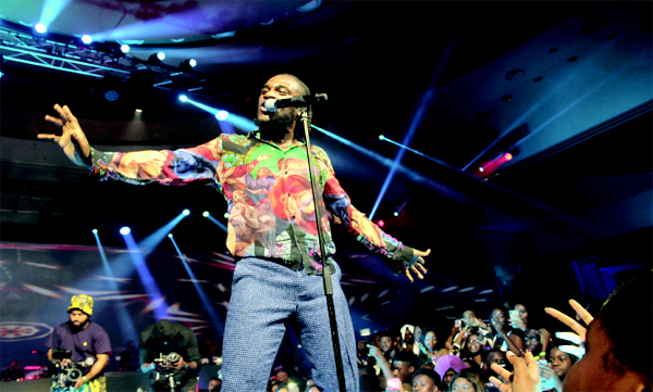 Burna Boy gets another shot at Grammy with 'Twice As Tall'