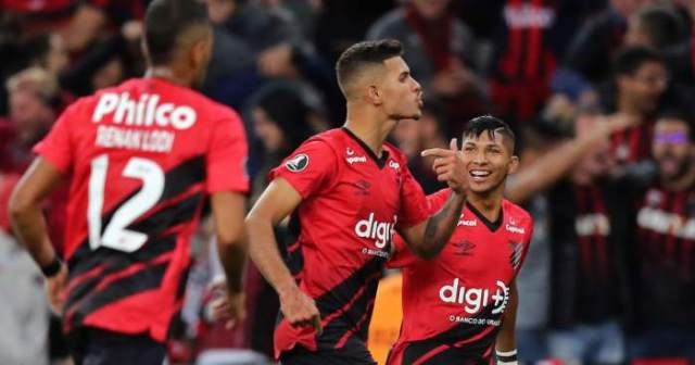 Athletico Paranaense, Arsenal, Bruno Guimaraes